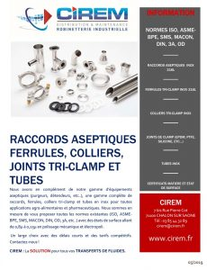 Information-Raccords-Ferrules-Clamps-Tubes-CIREM-05-2019